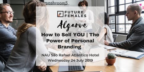 How to Sell YOU | The Power of Personal Branding bilhetes