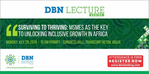 DBN ANNUAL LECTURE SERIES