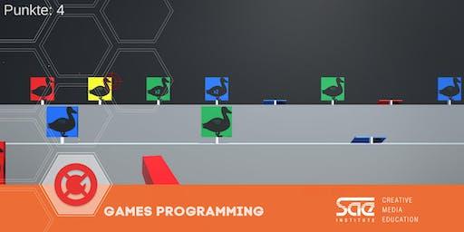 """Workshop: """"Shoot 'em Up!"""" - Games Programming"""