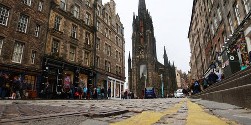 Building Stories Walking Tour of the Royal Mile
