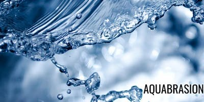 Aquabrasion Schulung