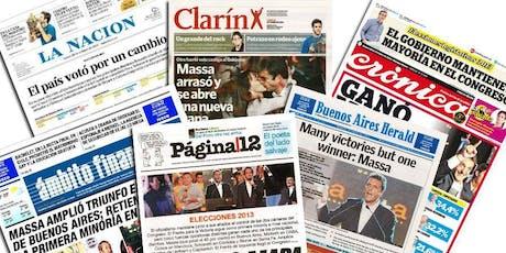 Taller de Noticias y Actualidad Argentina entradas