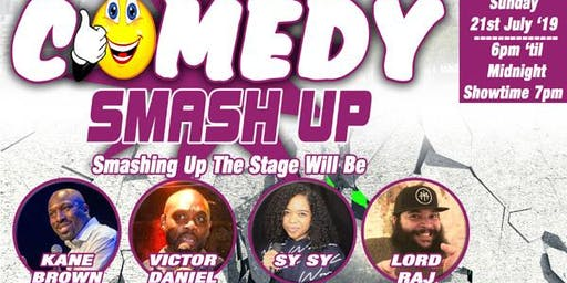 Ultra Comedy Smash Up & After Party