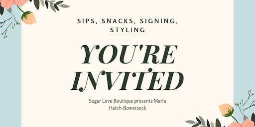 Sugar Love Boutique presents Maria Hatch Bowersock: Private Event