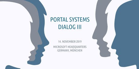 Portal Systems Dialog III Tickets