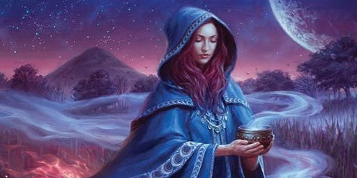 Riding the Silver Wheel: The Lunar Mysteries of Avalon