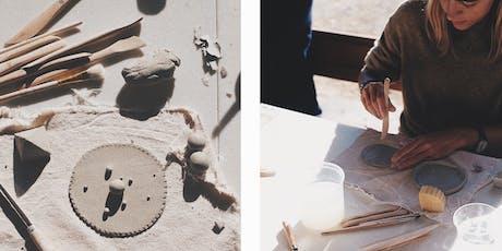 Especial Jugar con barro Nonabruna (ceramics Workshop) entradas