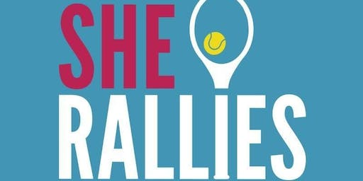 She Rallies Course GIRLS FUN DAYS (& North East Tennis Festival)