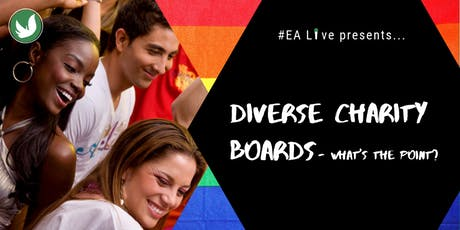 Panel Discussion - 'Diverse Charity Boards, What's The Point?' tickets