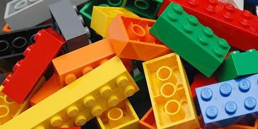 Nailsea Library - Blast Off! Lego and Duplo