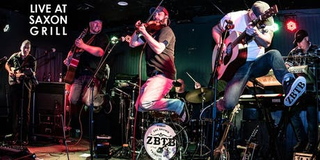 SPECIAL EVENT - ZBTB Zac Brown Tribute Band LIVE at Saxon Grill tickets