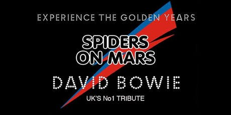 Spiders on Mars - David Bowie a tribute tickets