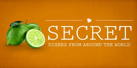 Secret dishes from around the world tickets