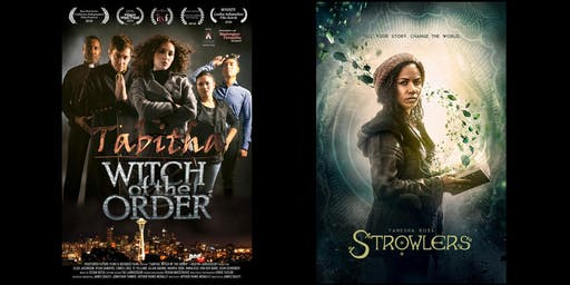 STIFF 2019 Opening Night: Tabitha, Witch of the Order and Strowlers: Pilot Screening & Party