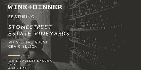 Wine Dinner @ Wine Gallery Laguna tickets