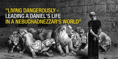 Leading a Daniel's Life in a Nebuchadnezzar's world, Bangalore tickets