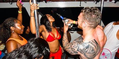 Miami Beach Booze Cruise  tickets