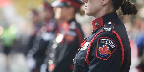 Hamilton Police Service - Recruiting Information Night tickets