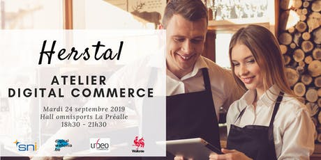 Herstal | Atelier Digital Commerce tickets