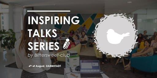 Inspiring Talks Series by Bittersweet-club