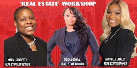 Unlock Your Dreams IN Real Estate tickets