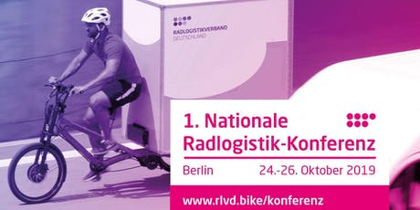 1. Nationale Radlogistik-Konferenz tickets