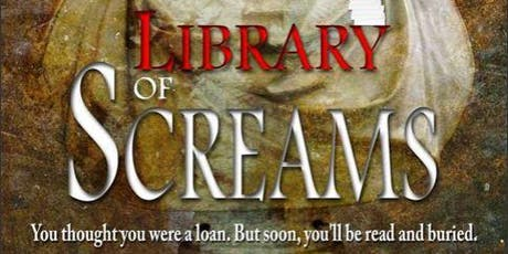 Library of Screams - Don't Go Into the Cellar! Theatre Company tickets
