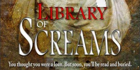 Library of Screams - Don't Go Into the Cellar! Theatre Company