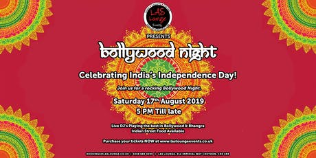 LAS Lounge Bollywood Night tickets