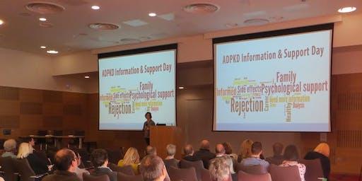ADPKD Information & Support Day  - Bristol - Saturday 28 September 2019