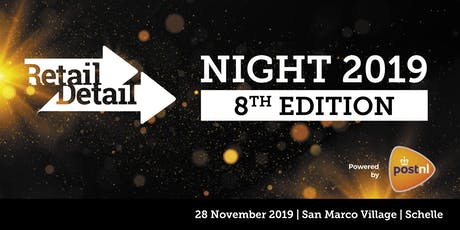 RetailDetail Night 2019 tickets