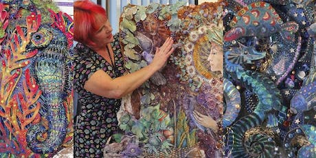Textiles Skills Workshop with Nikki Parmenter (Rochdale) tickets