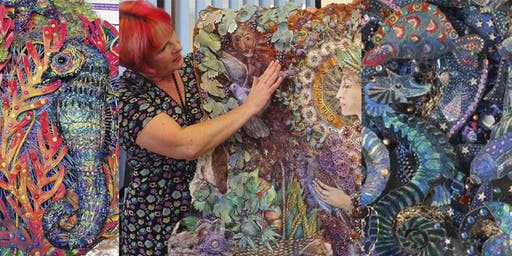 Textiles Skills Workshop with Nikki Parmenter (Rochdale)