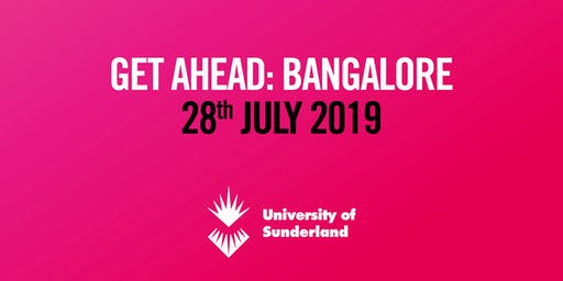 Get Ahead Bangalore (28th July)