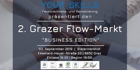 Der 2. Grazer Flow-Markt Tickets
