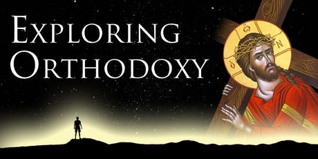 Exploring Orthodoxy 2019 tickets