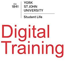Digital Training (York St John University) logo