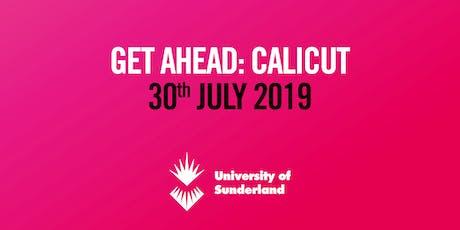 Get Ahead Calicut (30th July) tickets