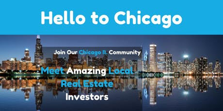 Chicago IL-Real Estate Investing  FREE Workshop tickets