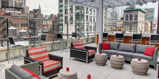 Rooftop Whiskey and Cigar Tasting Up On 20 Rooftop Thursday July 25th, 2019