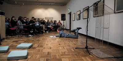 New Writing with New Contemporaries: Performance Programme