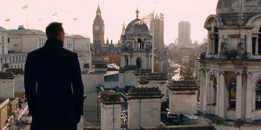James Bond Westminster Treasure Hunt with real Treasure