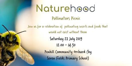 Naturehood Pollinators Picnic tickets