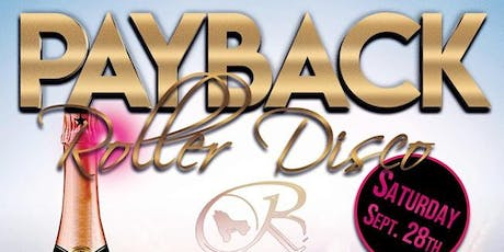 Bedford Adult Roller Disco 'payback' - RollBack tickets