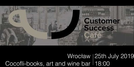 Customer Success Café Wrocław Tickets