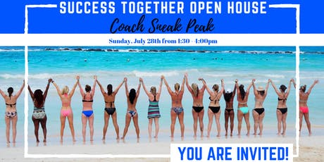 Success Together Open House tickets