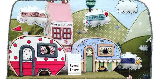 Caravan Workshop with Flossy Teacake