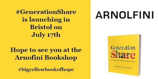 Generation Share Book Launch - Arnolfini, Bristol