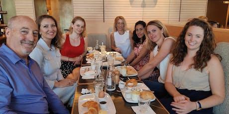 International Women Connected Mastermind Breakfast  tickets