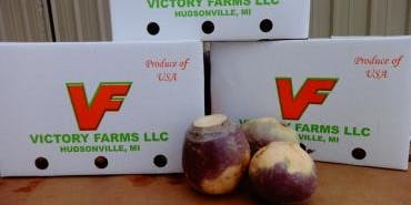 Victory Farms Field Tour